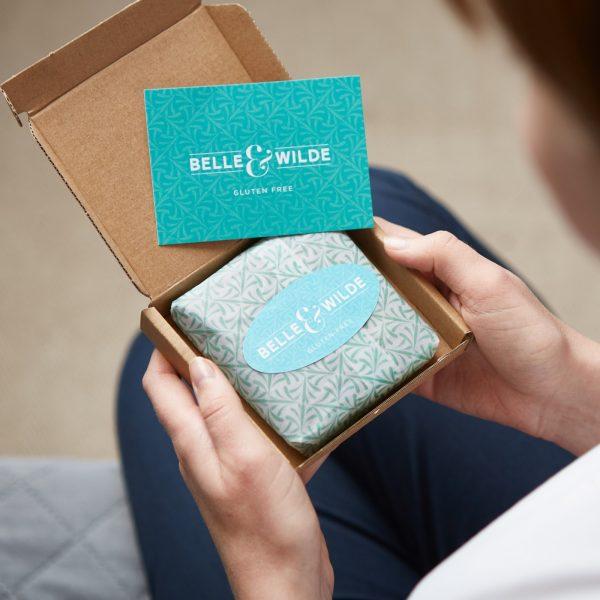 Standard Letterbox brownie gift