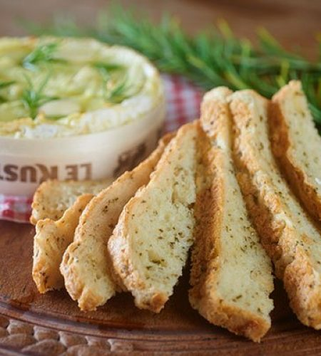 belle-Wilde-rosemary loaf-with-camenbert